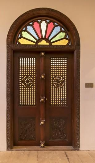 Antique Traditional Kerala Door - Antiques Door Online StoreAntique Architectural Decorative