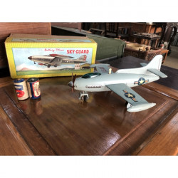 Sky Guard USAF Plane