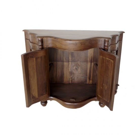 Antique Style Wooden Sideboard