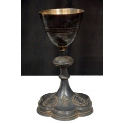 Silver Antique Holy chalice Christian Church Items