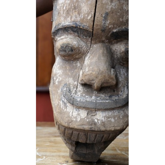 Indian Tribal Mask