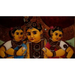 Krishnan and his Gopis