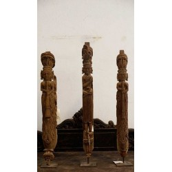 Royal North Decorative Wood Figures