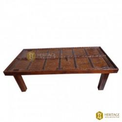 Antique Door Converted Table