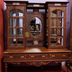Antique Style Dresser Cabinet