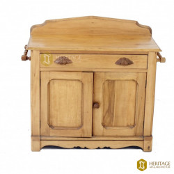 Antique Wooden Sideboard English Furniture