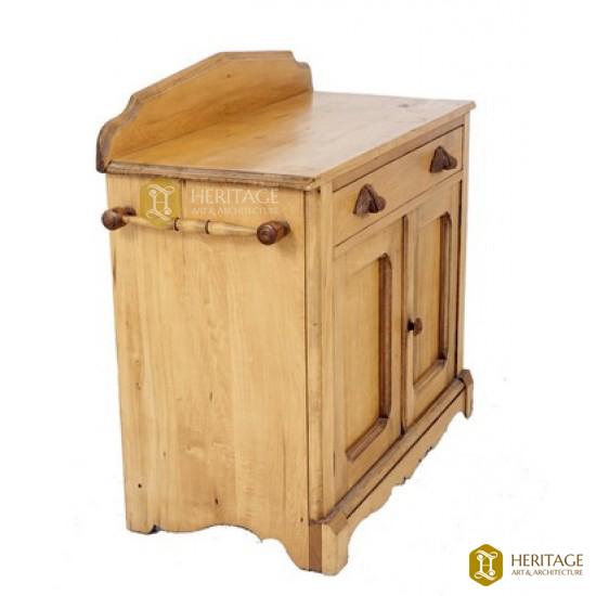 Antique Wooden Sideboard English Furniture
