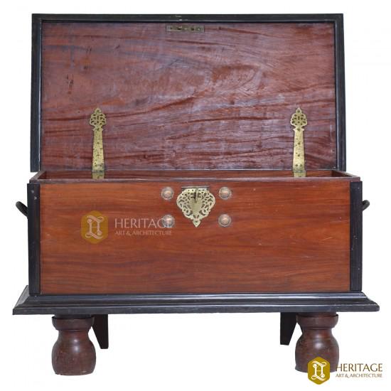 Jackwood and Ebony Indo-Dutch Box