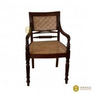 Wooden Club Chair