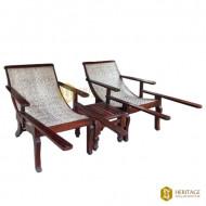 Mahogany Easy Chair for Ladies