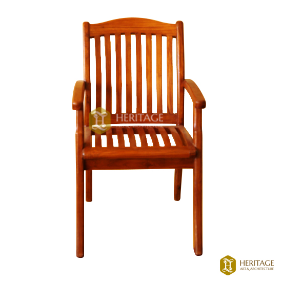 Teak Wood Shaker Chair
