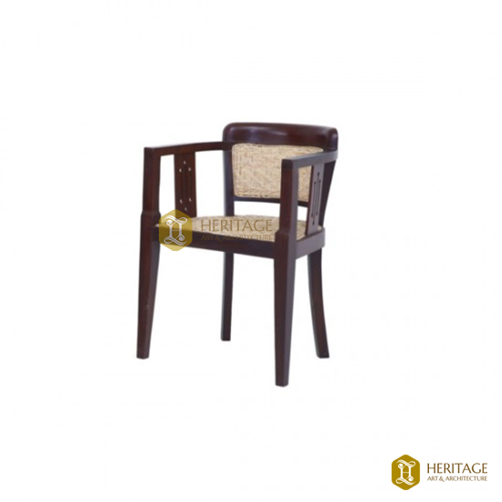 Vintage Style Rosewood Chair