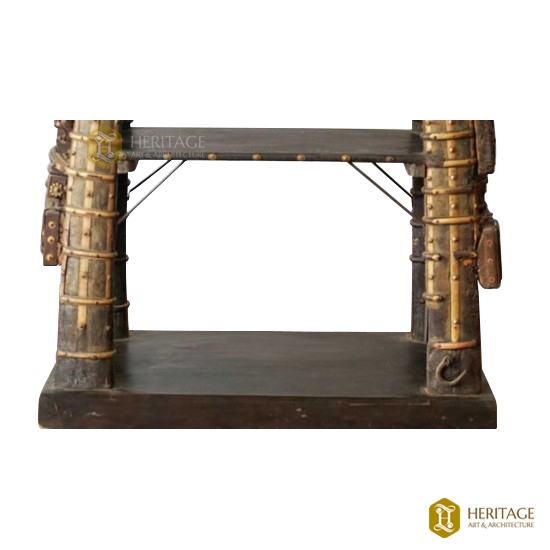 Camel Cart Book Shelf