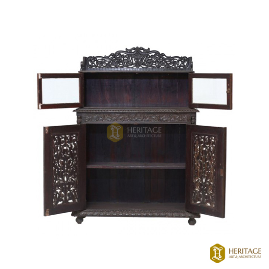 Rosewood Sideboard Cabinet