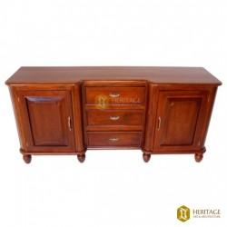 Simple Teakwood Cabinet