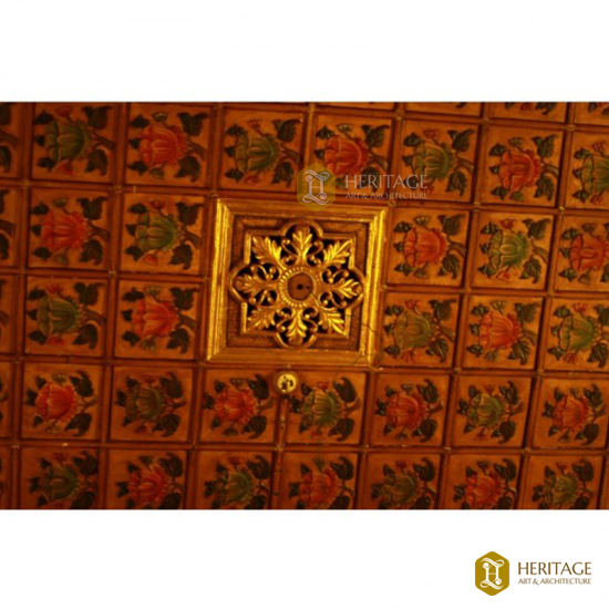 Chettinad Ceiling