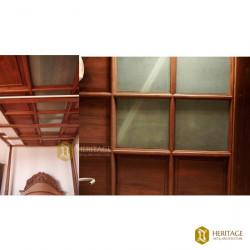 False Wooden Bedroom Ceiling