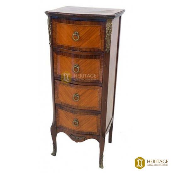 Colonial Style Wooden Cabinet