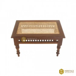 Long Wooden Coffee Table