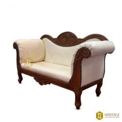 Colonial Style Queen Sofa