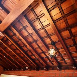 Elephant Bracket Wooden Ceiling