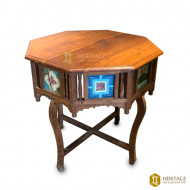 Hexagonal Small Table