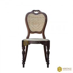 Indo-Dutch Dining Chair