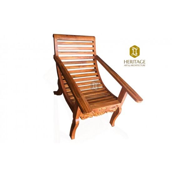 Mahagony Easy Chair