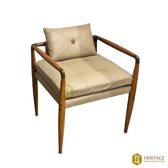 Modern Backless Chair
