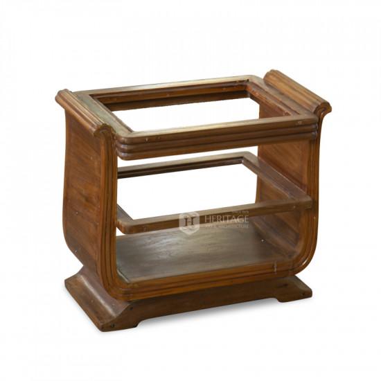 Modern Wooden Side Table