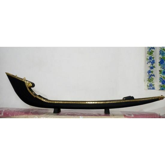 Snake Wooden River Boat