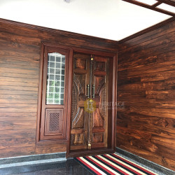 Superior Rosewood Wall Panel