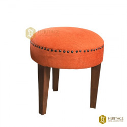 Three Legged Cushion Stool