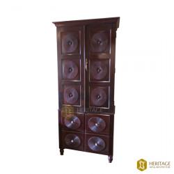 Venadu Style Wooden Wardrobe