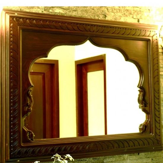 Wooden Mirror Frame Heritage Arts And, Antique Wooden Frame Mirror