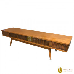 Wooden Parallel Table