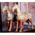 Antique Wooden Statues