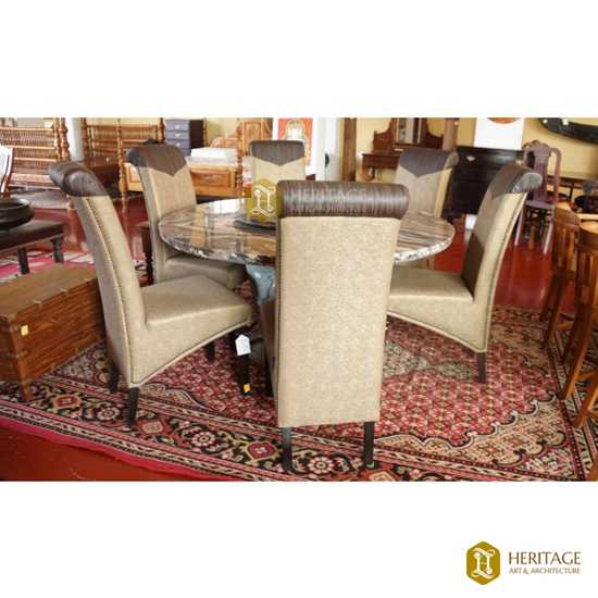 Round Table Dining Table Set