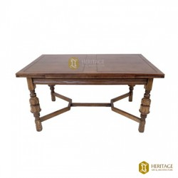 Wooden Expandable Dinning Table