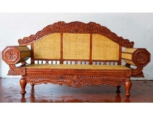 Fragnance of Chettinad Furniture