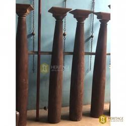 Rosewood Pillar