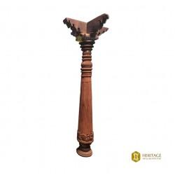 Teak Wood Pillar