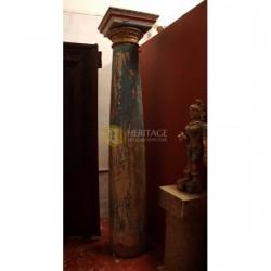 Wooden pillar 2