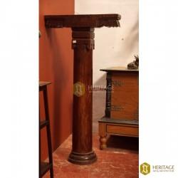 Wooden pillar 3