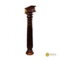 Wooden pillar 4