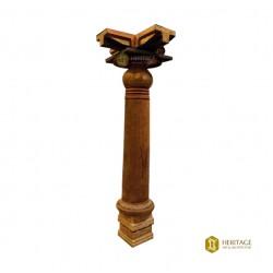 wooden pillar 1