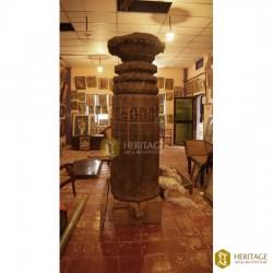 wooden pillar 5