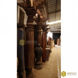 wooden pillar 6
