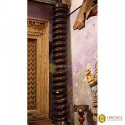 wooden pillar 7
