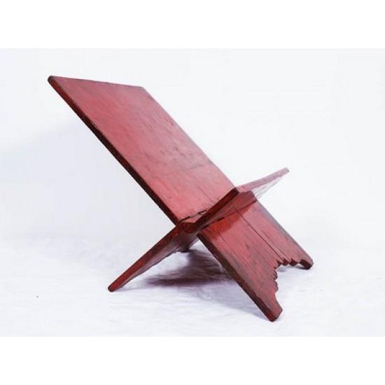 Wooden Prayer Book Holder